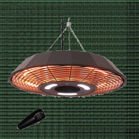 HORTUS Terrassevarmer hængemodel 2000 Watt
