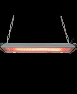 HORTUS Terrassevarmer hængemodel 1000/2000W