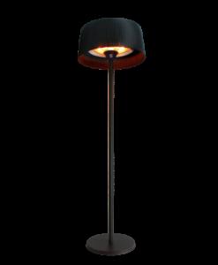 HORTUS Terrassevarmer gulvmodel 900/1200/2100 Watt